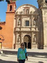 In San Luis Potosi, Mexico
