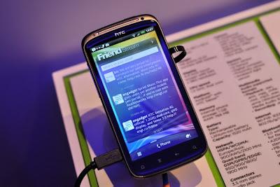 HTC MOBILE PHONES , HTC SENSATION 7