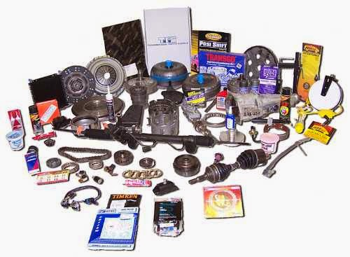 Sparepart Motor