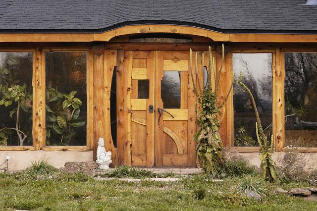 Натуральный дешовый дом
