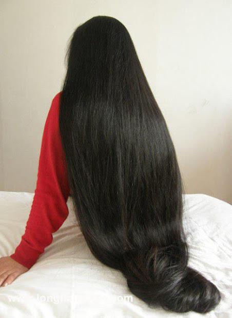 long hairstyles indian women