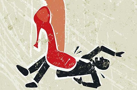 Violencia de género mujeres?