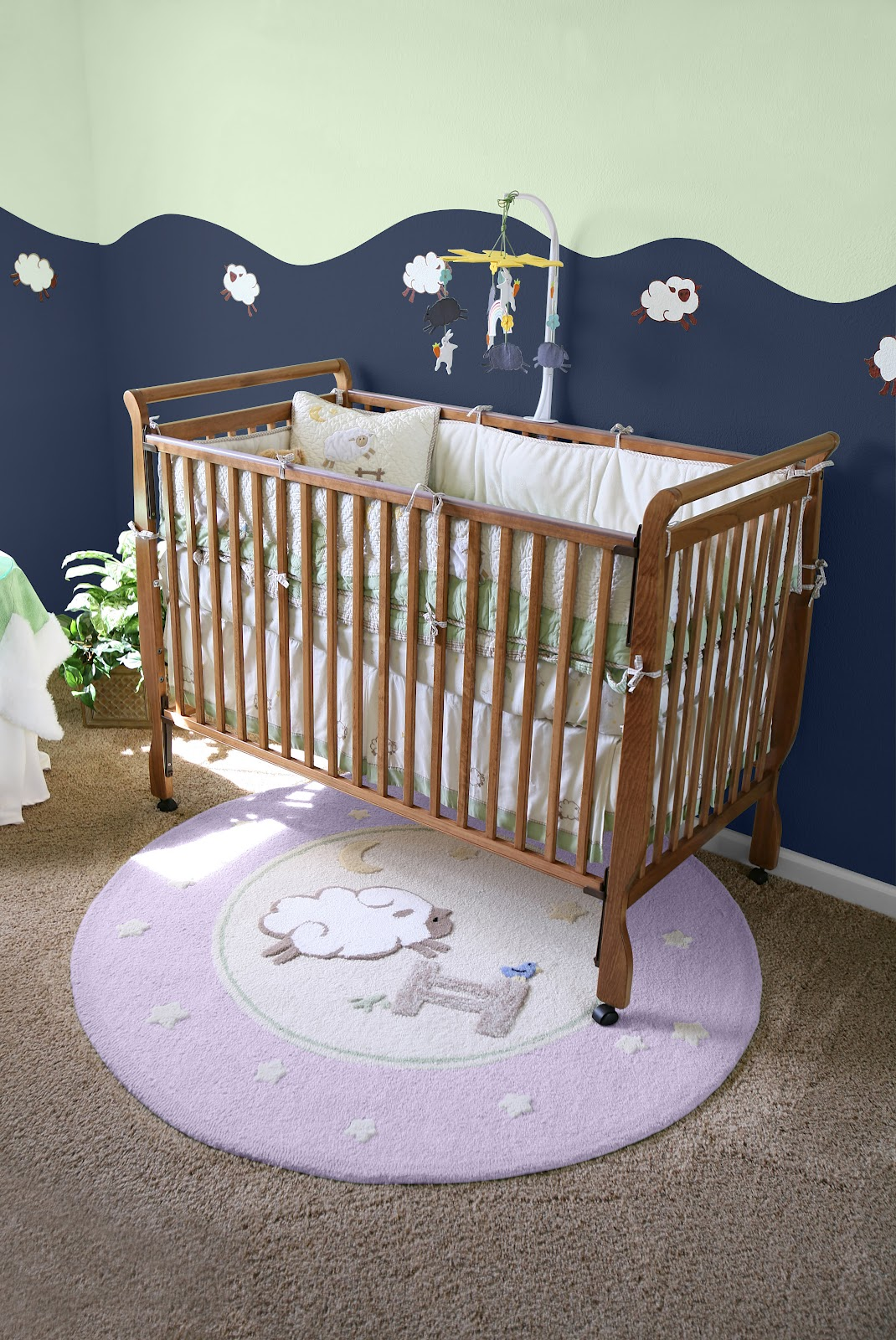 top 10 baby nursery room colors and decorating ideas