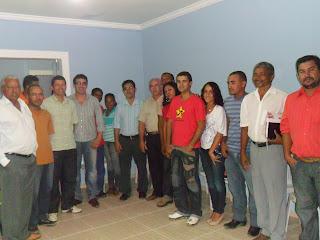 Diretório Municipal do Partido dos Trabalhadores