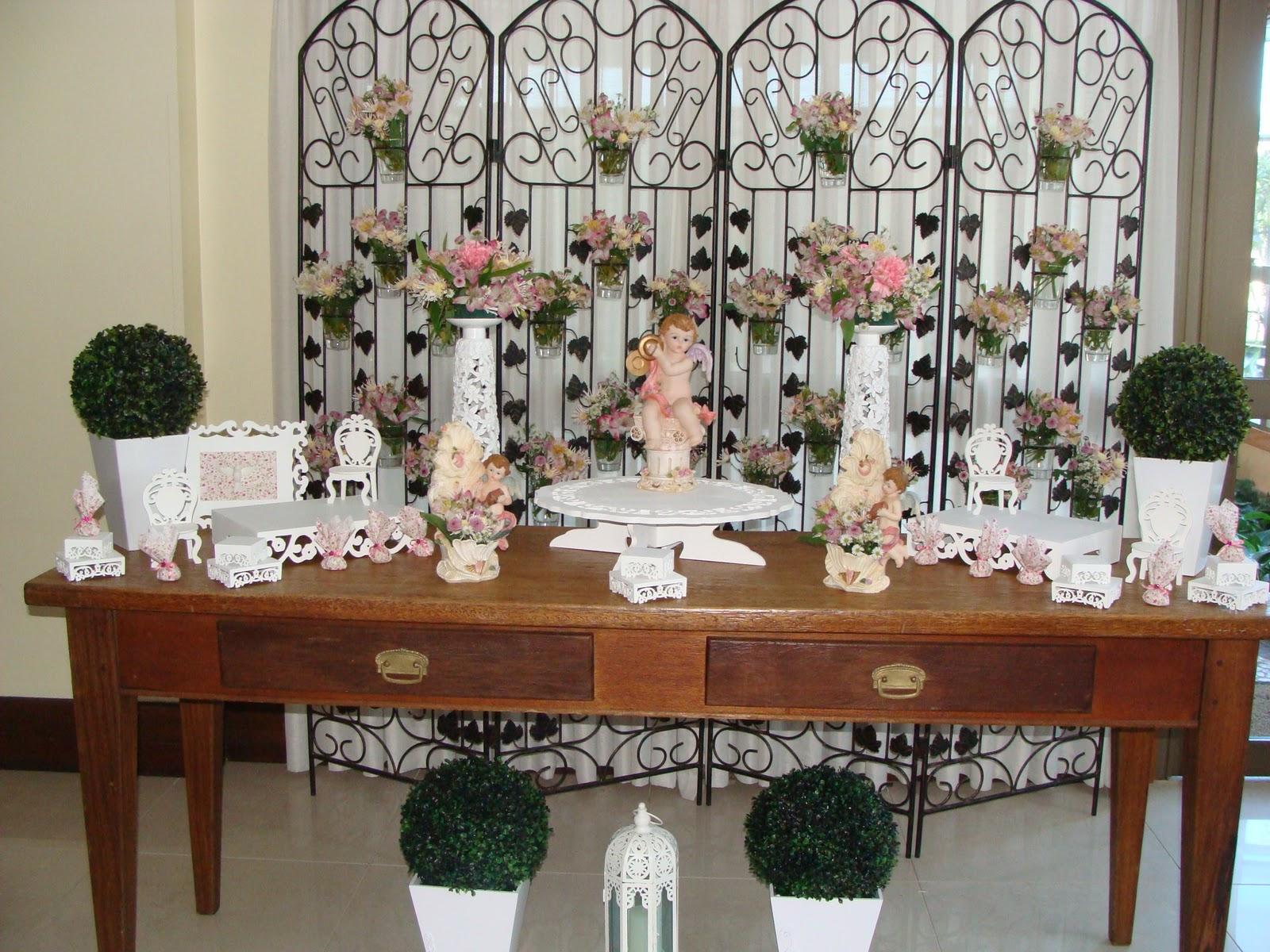 La Belle Vie Eventos Festa Primeira Comunh u00e3o da Bianca -> Decoração De Festa Para Primeira Comunhão