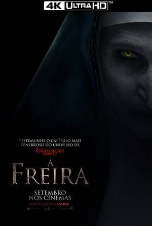 A Freira 4K 2018 Baixar torrent download capa