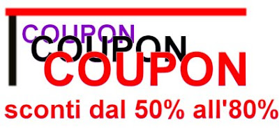offerte coupon