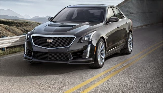 2016 cadillac cts-v sedan review