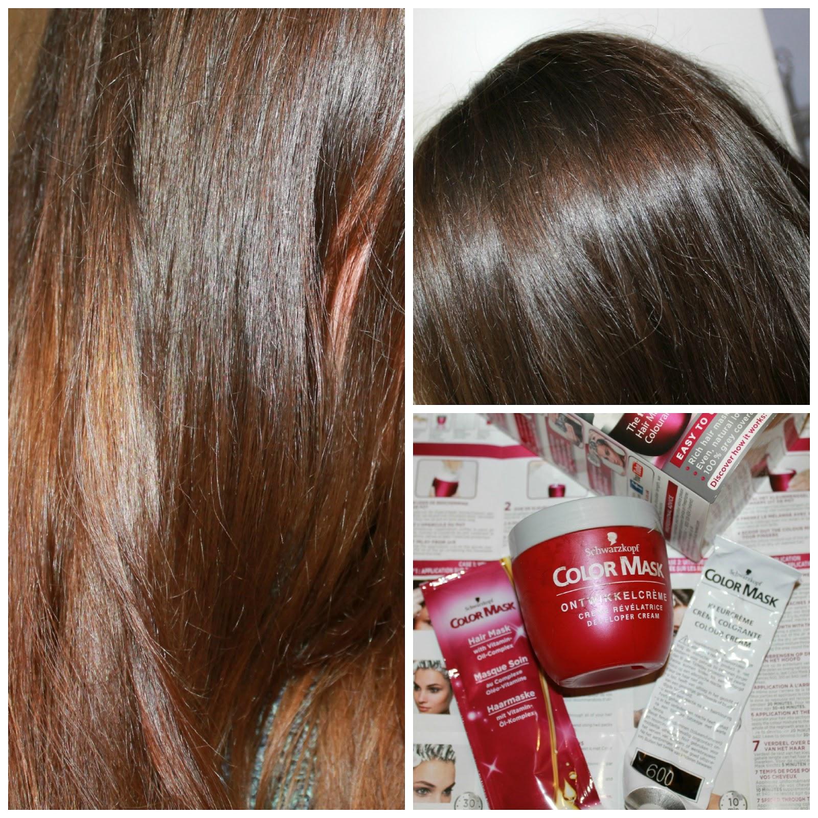 Schwarzkopf Hair Dye Mask Review