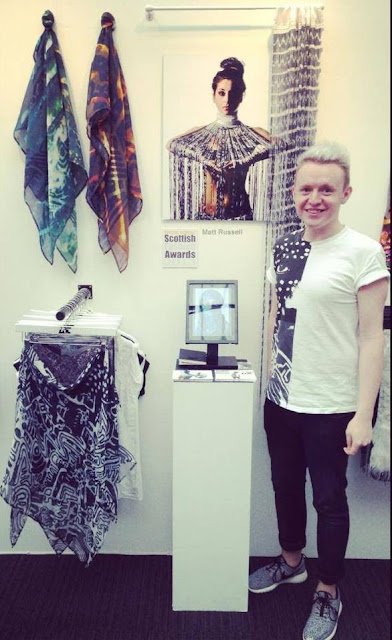 artnthat, matt russell, textiles, fashion, blogger, designer, scottish,