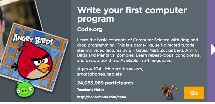http://studio.code.org/hoc/1