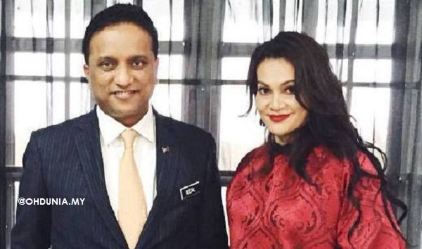 Pelakon Sharifah Haslinda & suami, Reezal Merican Bakal Bercerai?!!