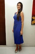 Nikitha Narayan glam pics in blue-thumbnail-19