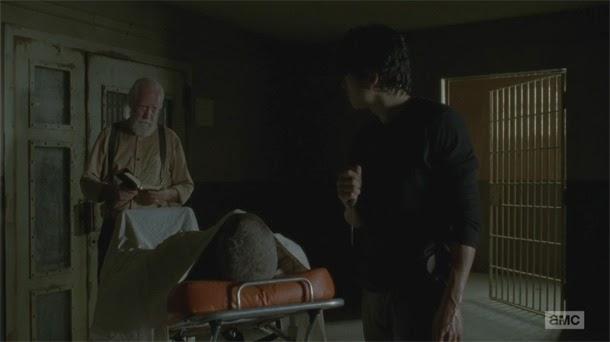 The Walking Dead 4x05 - Internament