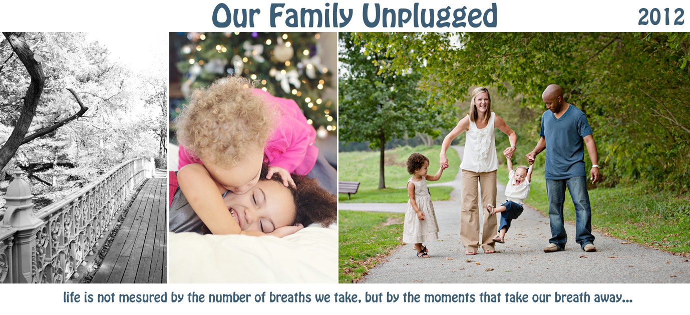 Our Family Unplugged