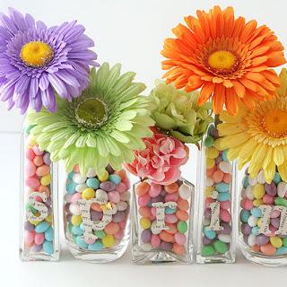 Easter floral arrangement product main