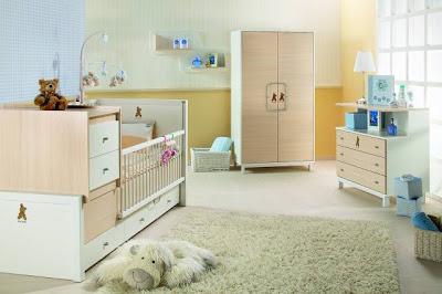sade mobilyali bebek odasi takimi cesitleri En Güzel Bebek Odası Takımları Ve Resimleri