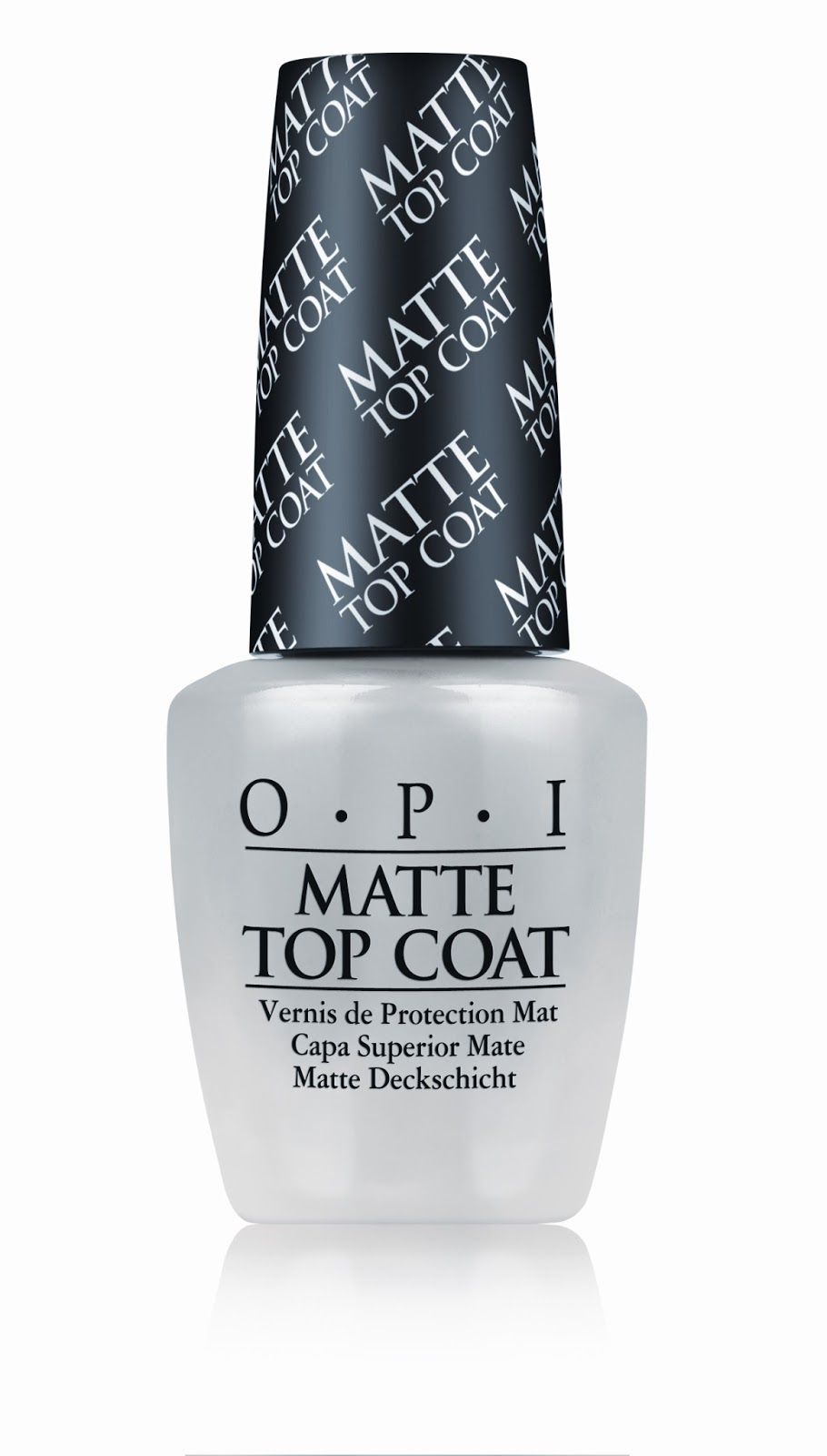 opi matte top coat press release shorties a nail and beauty blog. Black Bedroom Furniture Sets. Home Design Ideas