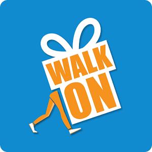WalkOn App logo