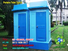 Portable Toilet Type A