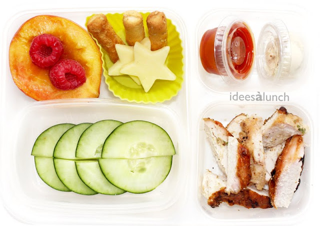 Id es lunch froid - Idee repas midi bureau ...
