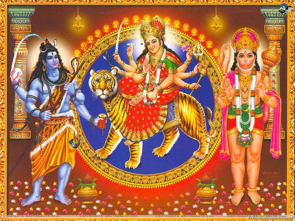 Wallpaper download maa durga - Durga Maataji Ambe Mataji Images Wallpapers Free Download