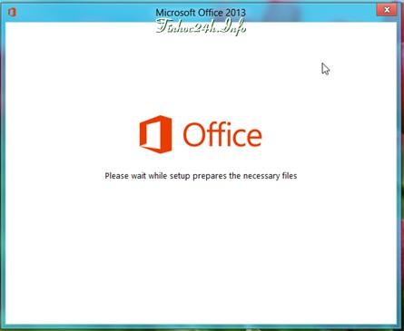 hướng dẫn cài đặt office 2013