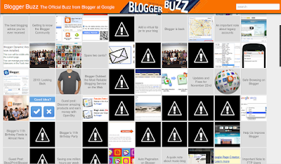 buzz blogspot blogger