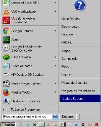 WINDOWS 7 E PC-AJUDA E SUPORTE