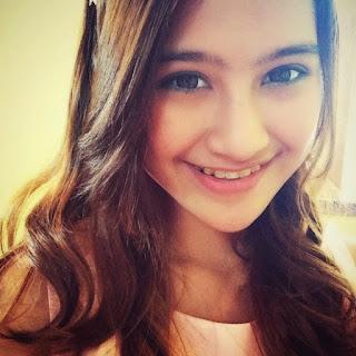 Profil Salsha Billa Adriana Pemeran Angel di Sinetron Anak Jalanan