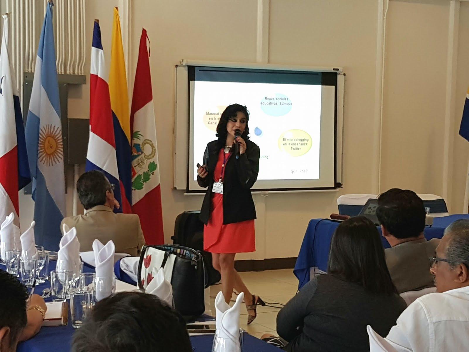 Conferencia en Costa Rica