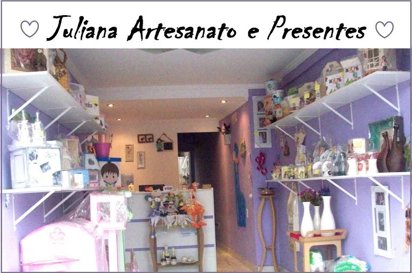 Juliana Artesanato e Presentes