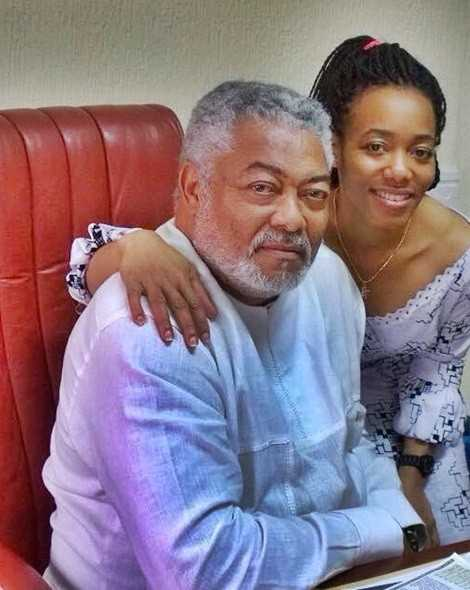 Jerry Rawlings petitioned to ensure Zanetor withdraws from Korley Klottey race