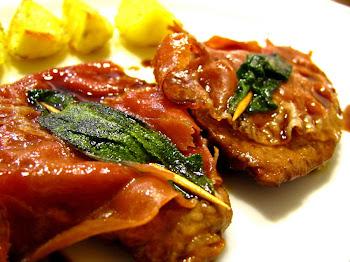 Comida italiana t pica for Verdura tipica romana