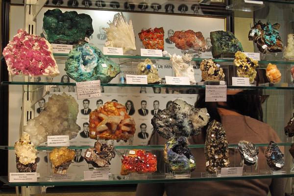 XXII Certamen de Minerales, Gemas y Fósiles