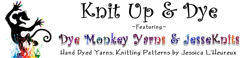 Knit Up & Dye Podcast, Yarn & Knitting Patterns