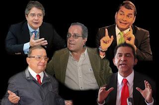 resultados encuestas electorales presidenciales ecuador 2013