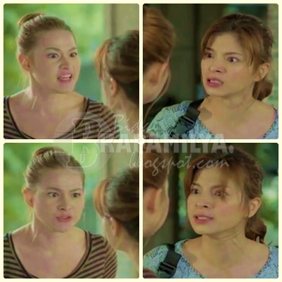 Angel Locsin and Bea ALonzo confrontation in Four Sisters and A Wedding