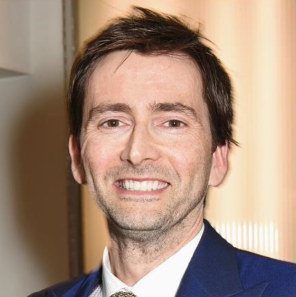 David Tennant at What's On Stage Awards