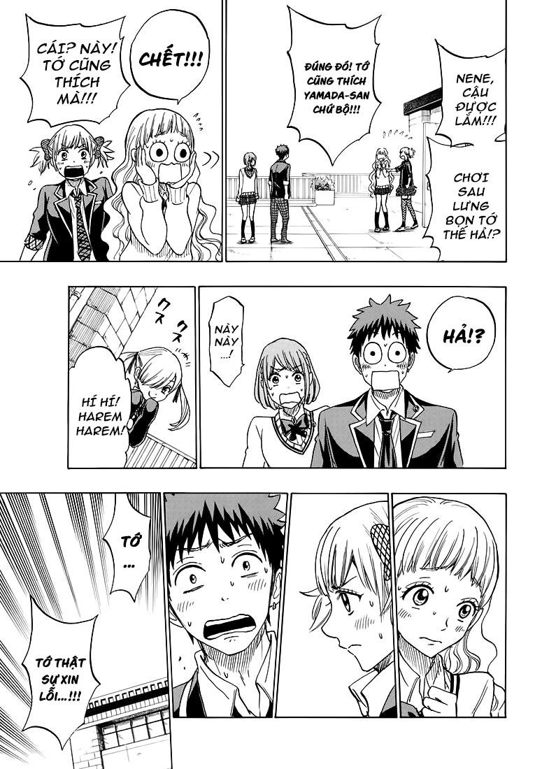 Yamada-kun to 7-nin no majo chap 171 page 16 - IZTruyenTranh.com