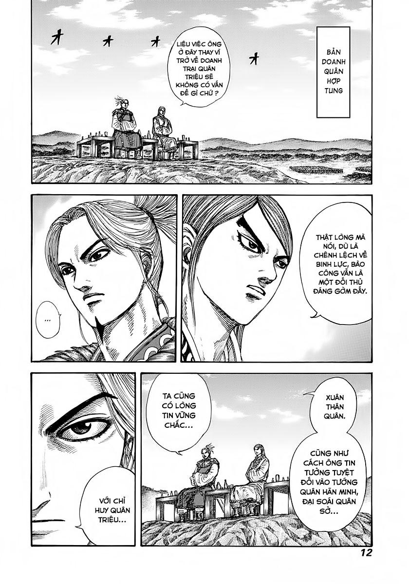 Kingdom – Vương Giả Thiên Hạ (Tổng Hợp) chap 273 page 12 - IZTruyenTranh.com