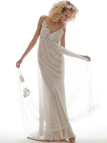 Elizabeth Fillmore 2013 wedding dresses: Narelle