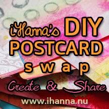 iHanna Postcard Swap