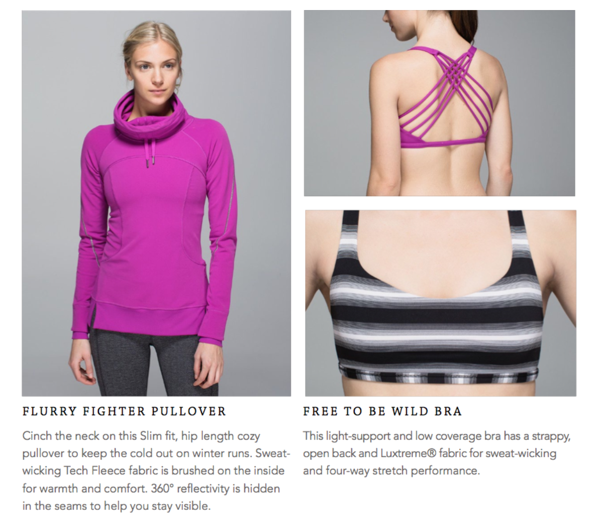 lululemon flurry fighter pullover