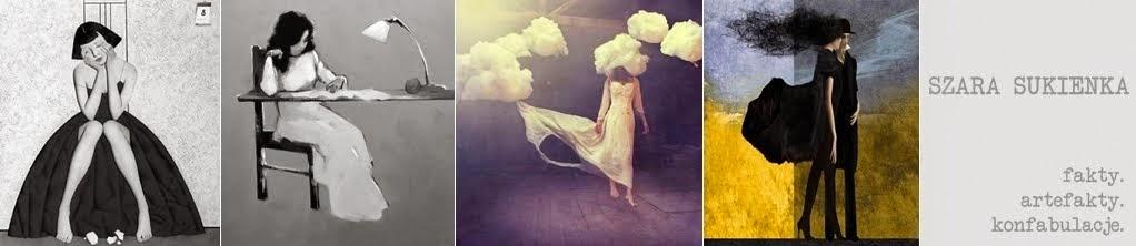 szara sukienka, czyli marazm w szafie ;)