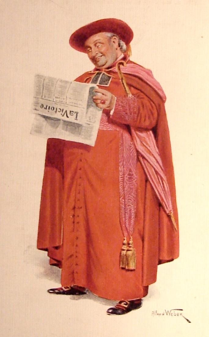 Cardinal catholic uniform - photo#2