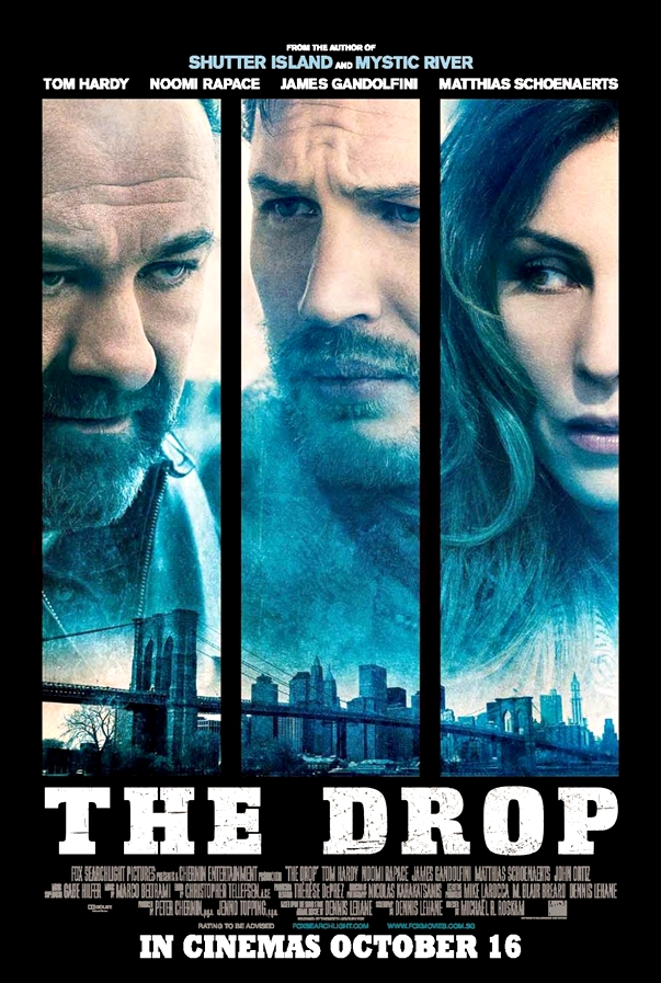 Póster La entrega (The Drop)