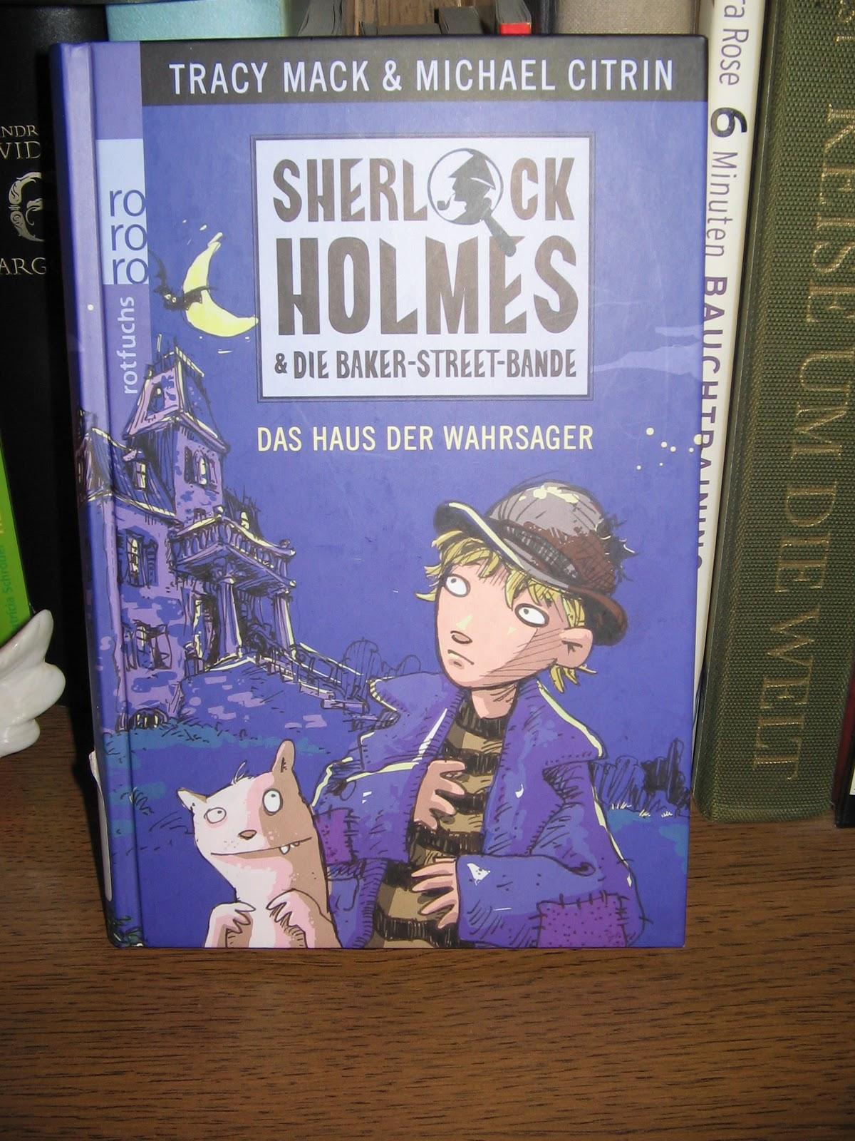 Sherlock holmes die baker street bande 2 das haus der wahrsager