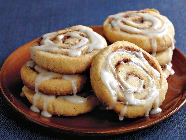My Favorite Things: Easy Cinnamon Roll Cookies