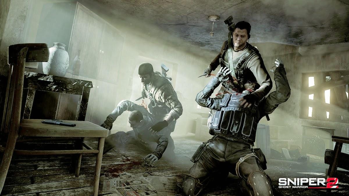 Download Sniper Ghost Warrior 2